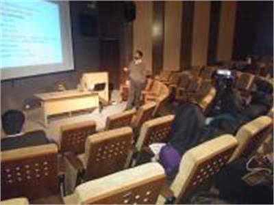 The office of International relations, accreditation and Ranking held a workshop for students
